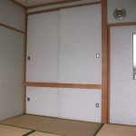 2F 和室 収納